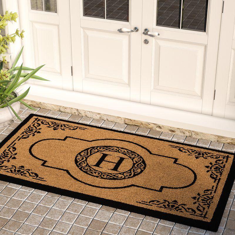 Issac 72 In X 36 In Non Slip Outdoor Door Mat Large Door Mats