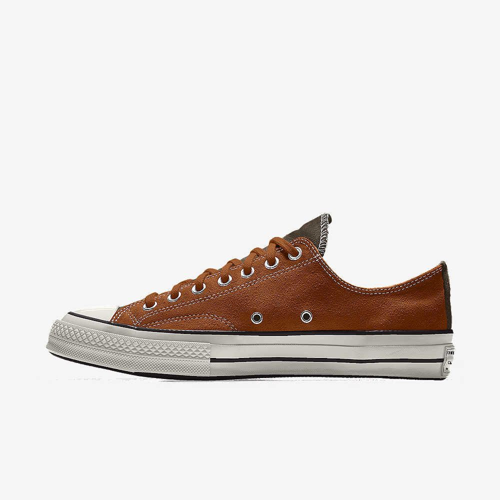 Converse Custom Chuck Taylor All Star '70 Suede Low Top Shoe. Nike.com