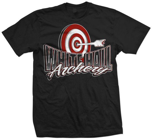 52af35ee6 Archery T-Shirt - White Hall Elementary Archery Team T-shirt ...