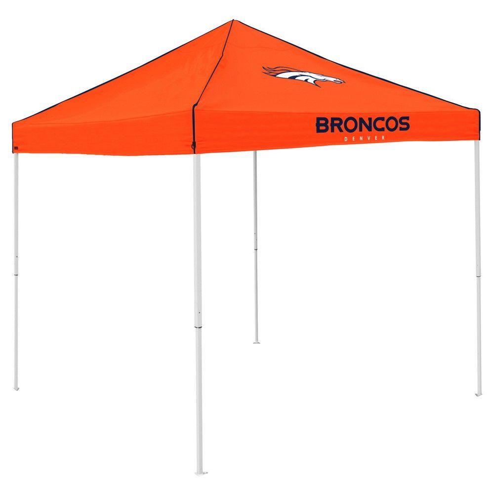 NFL Denver Broncos 9x9u0027 Color Canopy Tent  sc 1 st  Pinterest & NFL Denver Broncos 9x9u0027 Color Canopy Tent | Canopy tent Nfl ...