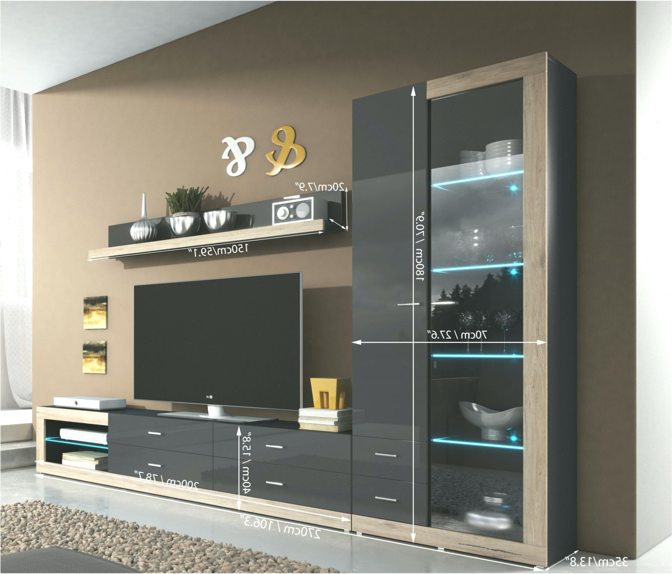 Awesome Tv Wall Cabinets Living Room Wohnzimmertvgert Awes