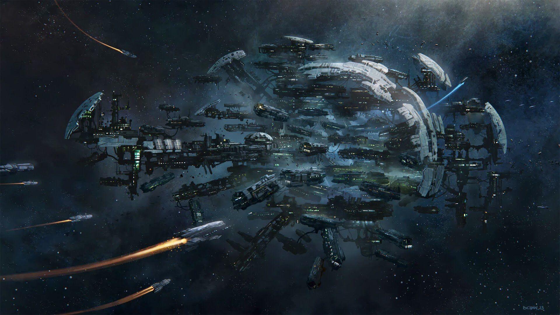 Star Citizen Ships Background hd wallpaper, Star citizen