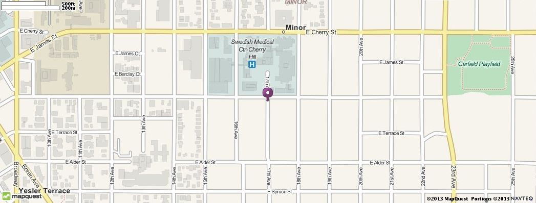 500 17th Ave Seattle Wa 98122 Directions Location And Map