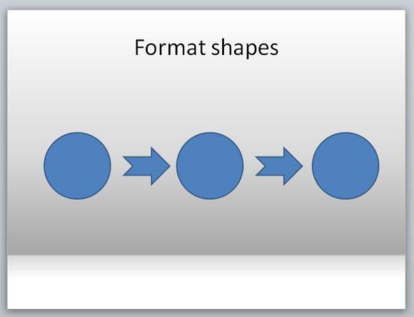 format shape powerpoint 3d powerpoint pinterest powerpoint