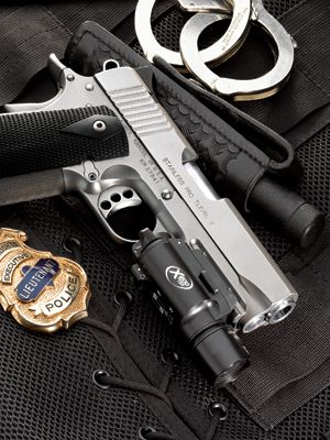 Kimber Custom II Stainless TLE/RL II  Next handgun I'm going