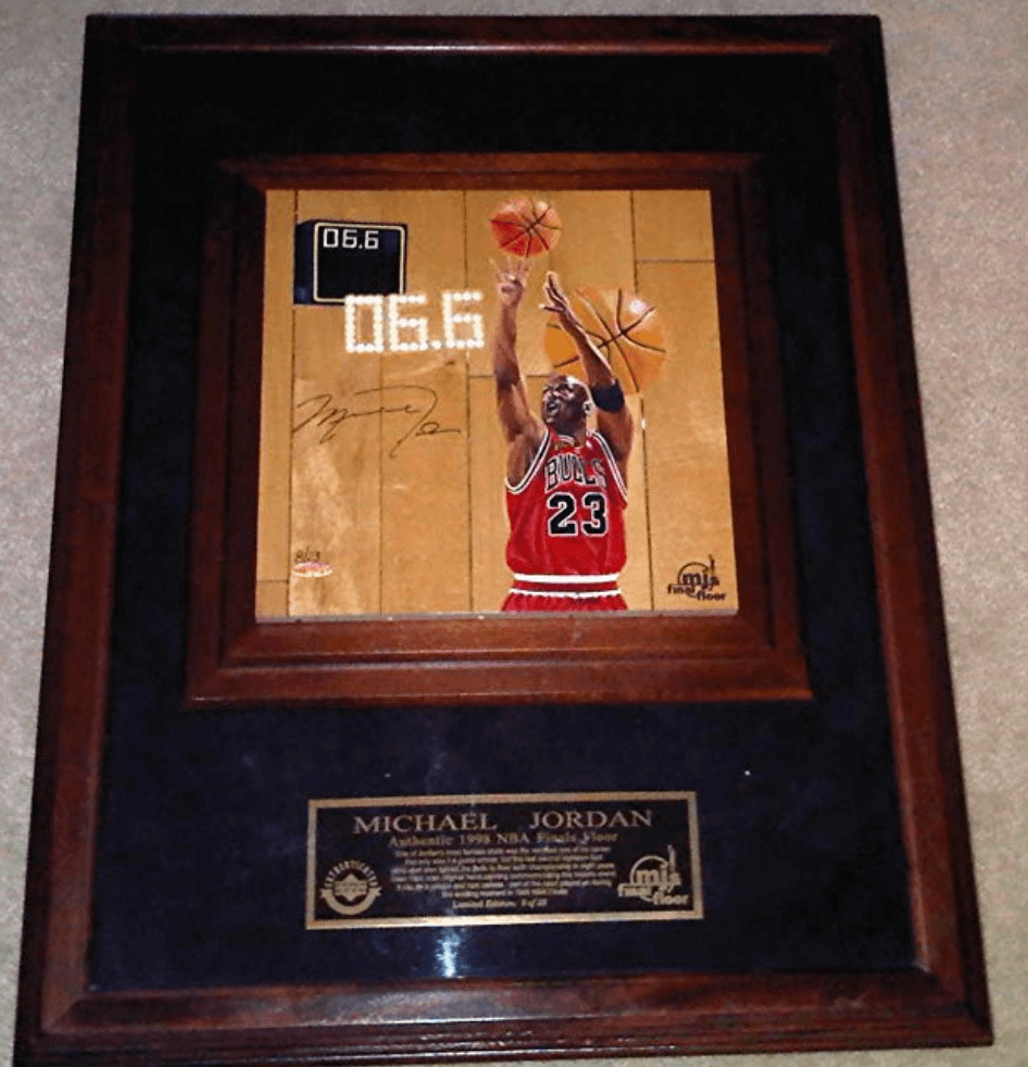 6255a38bc9b0a 11 Most Expensive NBA Memorabilia Found on Amazon | Rare NBA ...