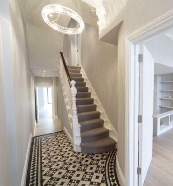 Best Victorian Hall Flooring Victorian Hallway Tiled Hallway 400 x 300