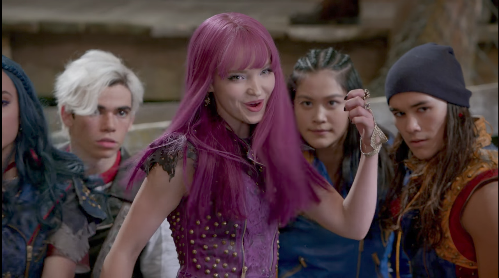 Here S How You Can Watch The Descendants Movies Whenever You Want Disney Channel Descendants Disney Descendants Disney Decendants