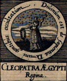 imaginative depiction of cleopatra the alchemist from mylius  imaginative depiction of cleopatra the alchemist from mylius 1618 basilica philosophica seals of the
