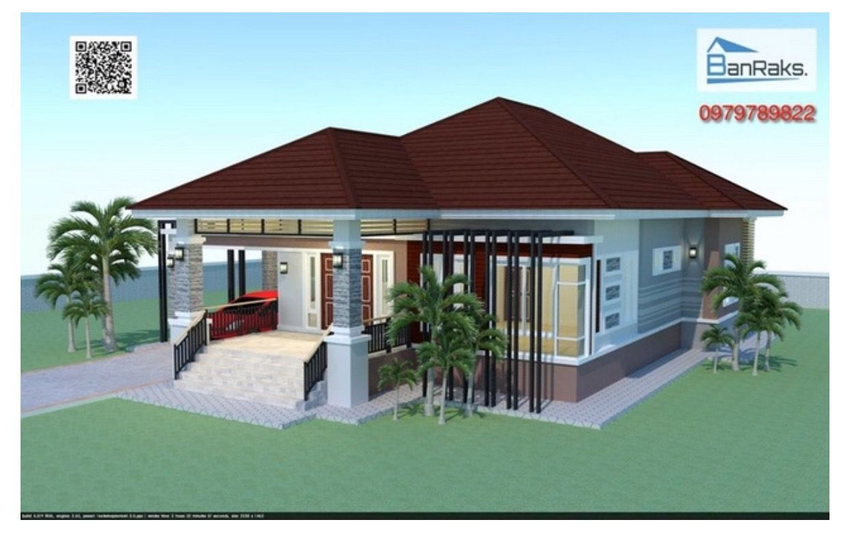 Pin By Aldin Aldin On Home Modern Bungalow House Bungalow House Design One Storey House
