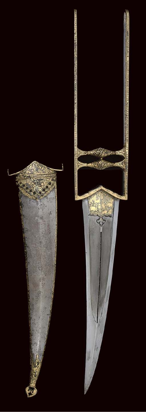 Katar is an ancient Indian weapon also known as Bundi dagger. It is known to pierce the toughest resistance or armor when exercised with full force. Since they were very easy to use, these weapons were more popular amongst the warriors during the 17th century.