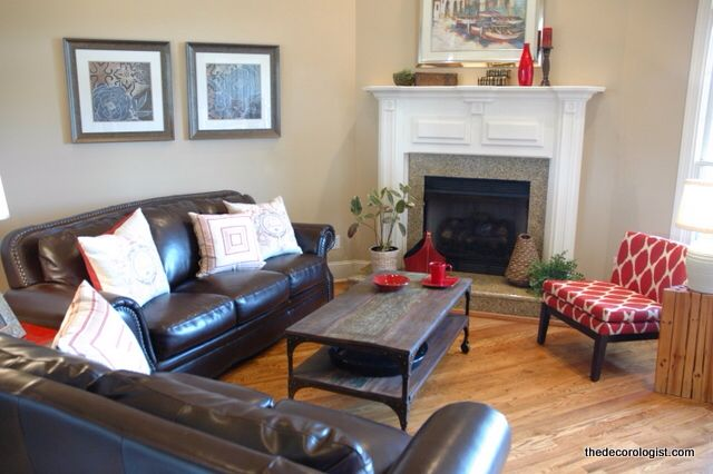 Squared To Fireplace Corner Fireplace Living Room Small Living