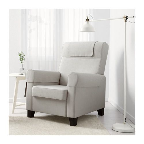 Muren R's Fauteuil BeigeProject Ikea Inclinable Nordvalla NP0OnwkX8Z