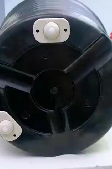Einfaches Bewegen schwerer Gegenstände Bodens mit unserem 360Rad™ Klebstoff Rad!