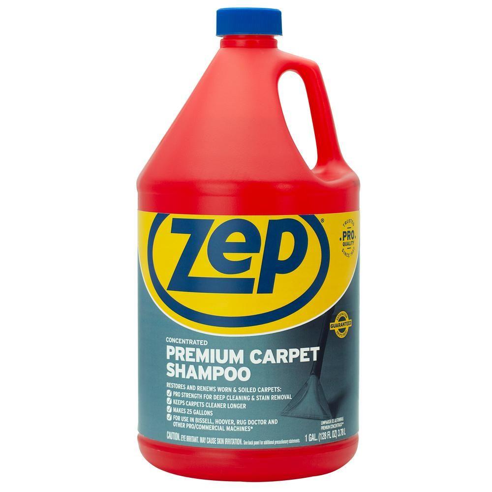 Zep 1 Gal Premium Carpet Shampoo Case Of 4 Carpet Cleaners