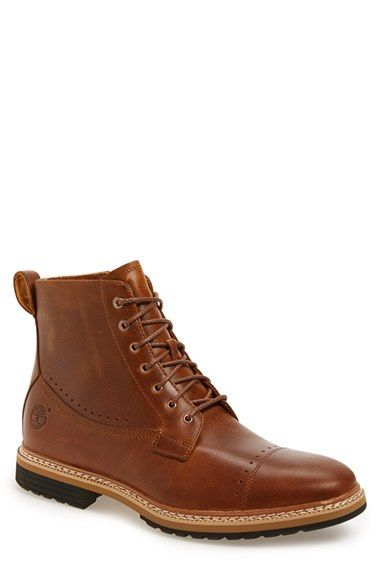 Timberland 'Westhaven 6' Side Zip Boot (Men) available at #Nordstrom