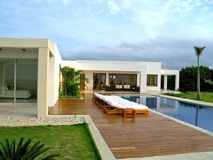 Casas modernas de campo buscar con google piscinas en for Casas de campo modernas con piscina