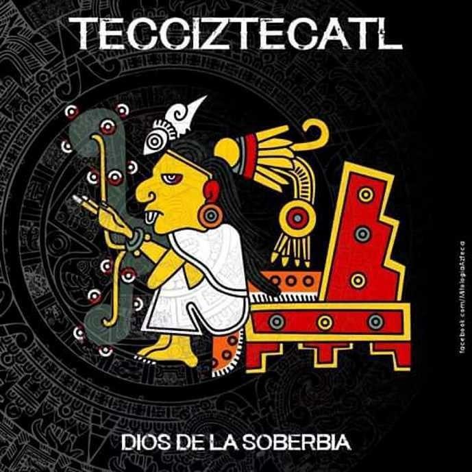 [Mexico] Dioses Aztecas - Taringa!