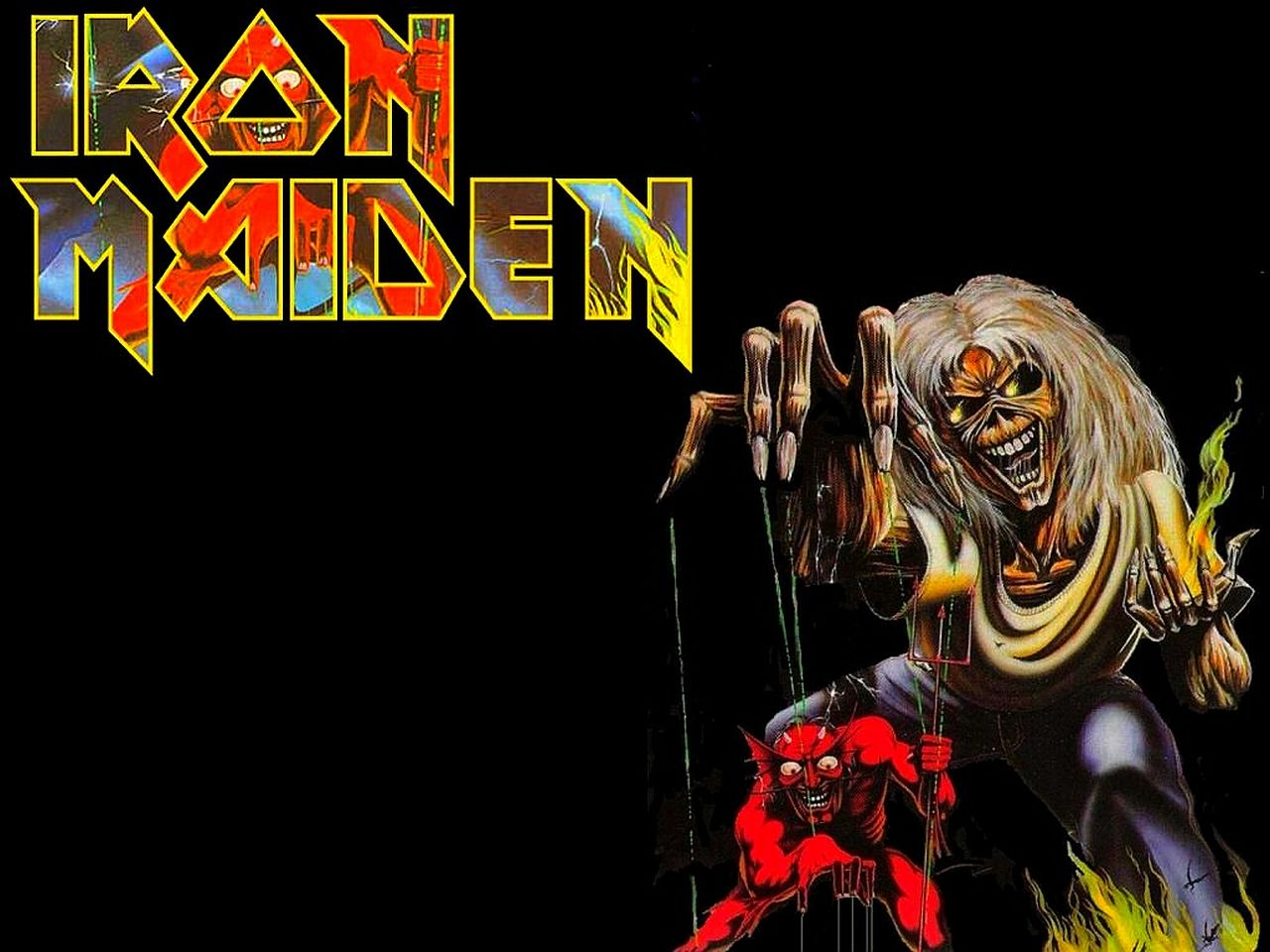 Iron Maiden Number Of The Beast Wallpapers Images Beast