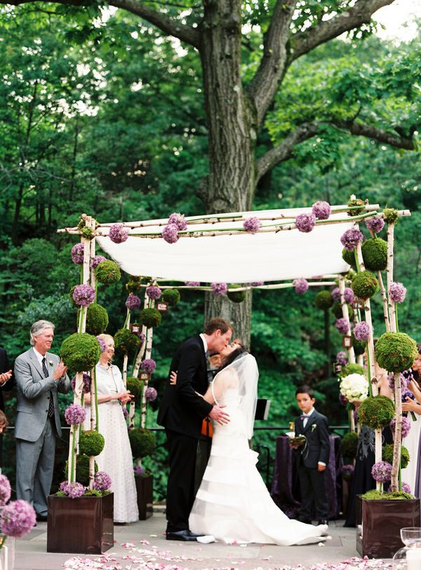 New york botanical garden wedding by karen wise - New york botanical garden wedding ...