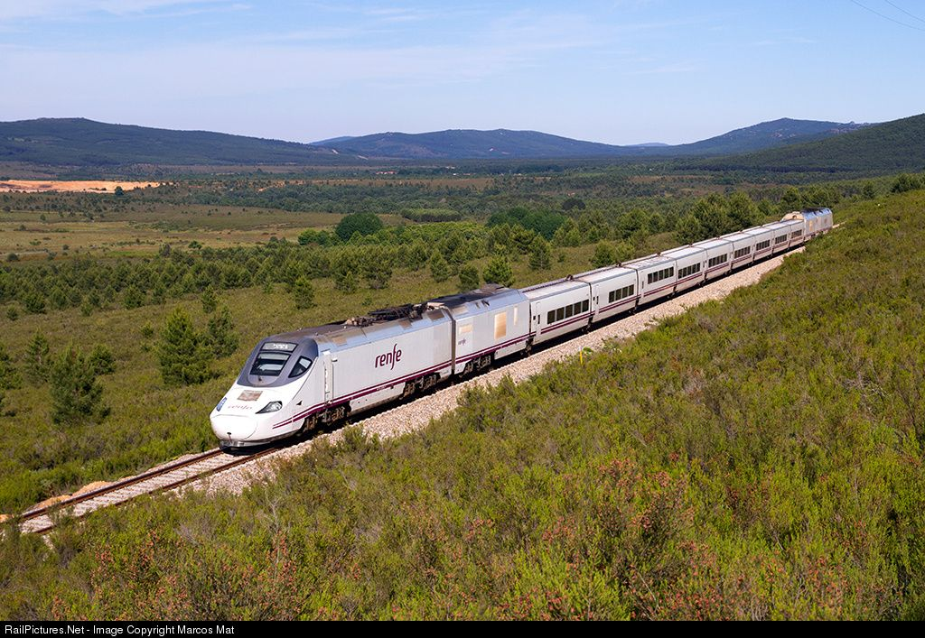 Railpictures Net Photo 730 26 Renfe Bombardier Talgo Serie 730 At