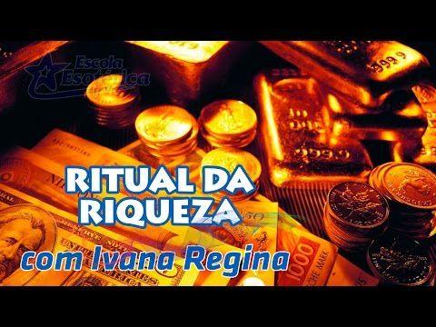 Sacerdotisa Ivana Regina explica Poderoso Ritual da Riqueza - YouTube