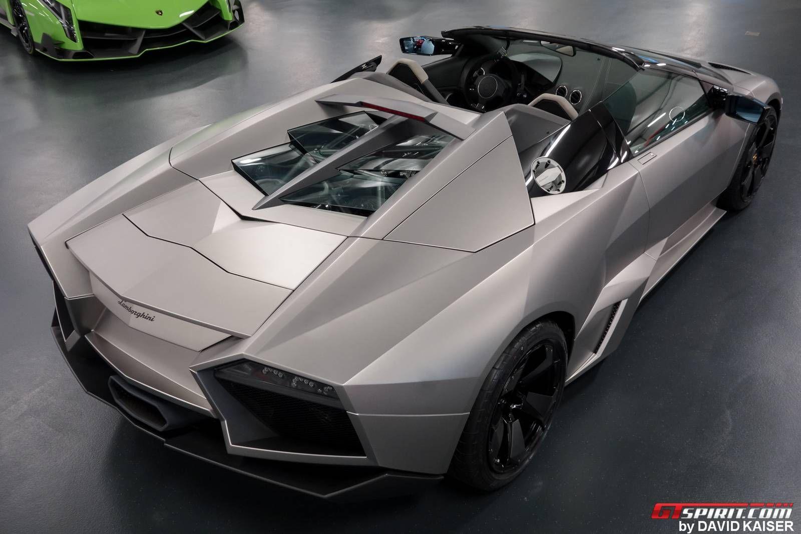 Photo Of The Day Lamborghini Reventon Roadster Gtspirit Cars