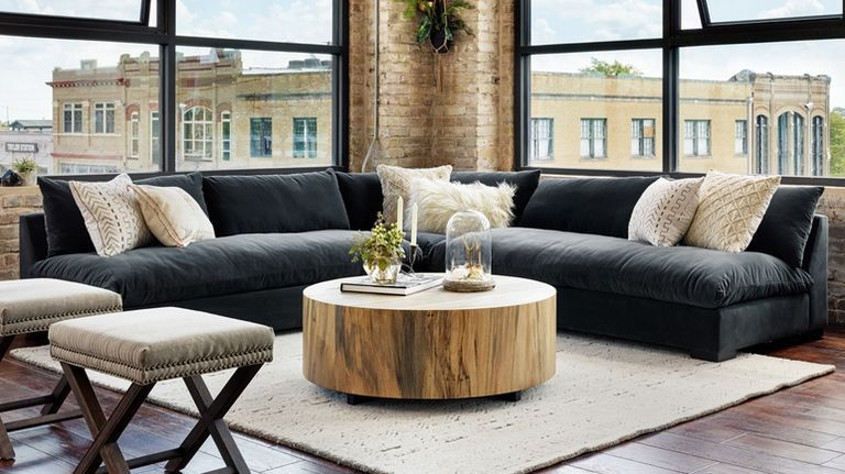 13 Stylish Sectional Sofas That Can Fit The Whole Family On Movie