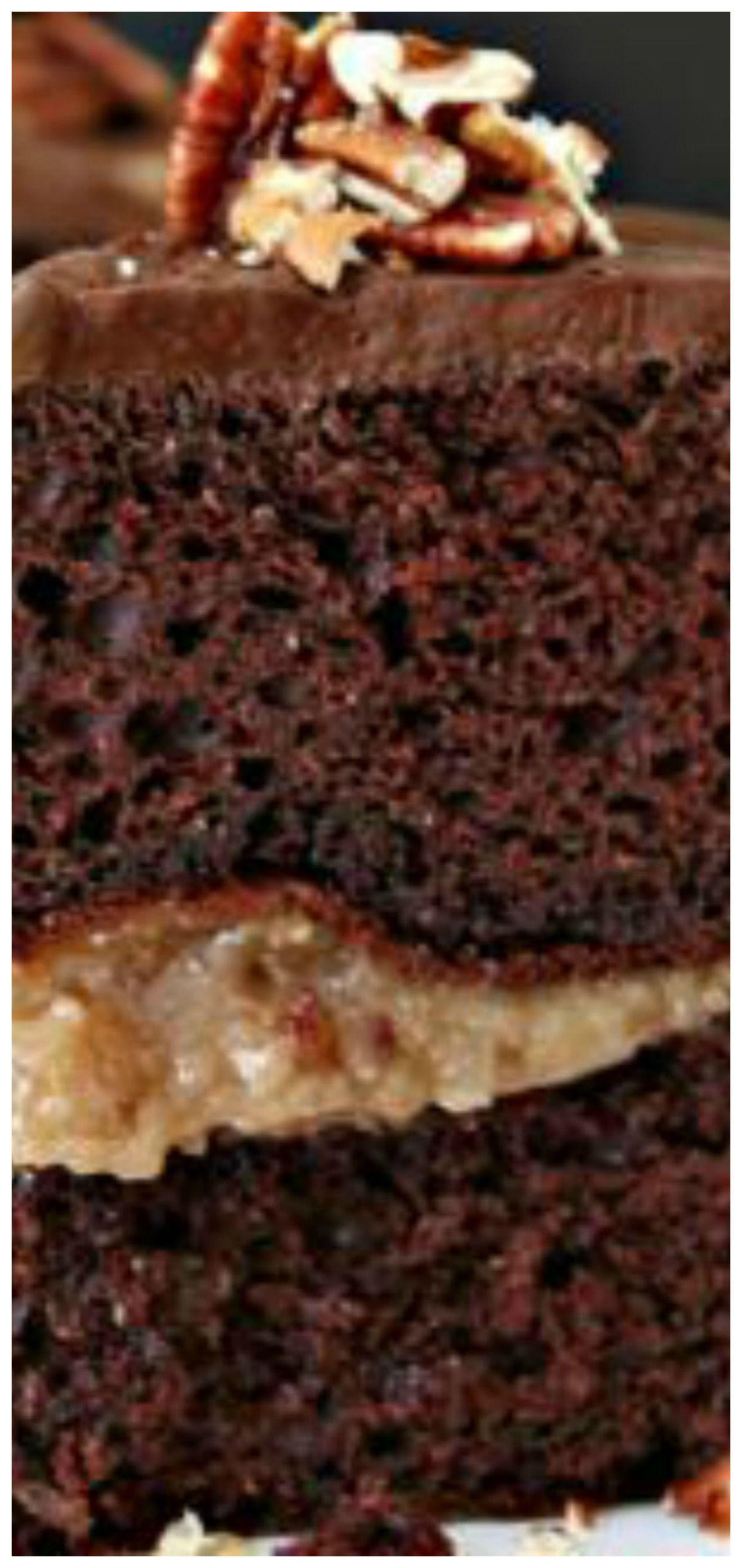 Chocolate bourbon pecan cake imperial sugar pecan cake