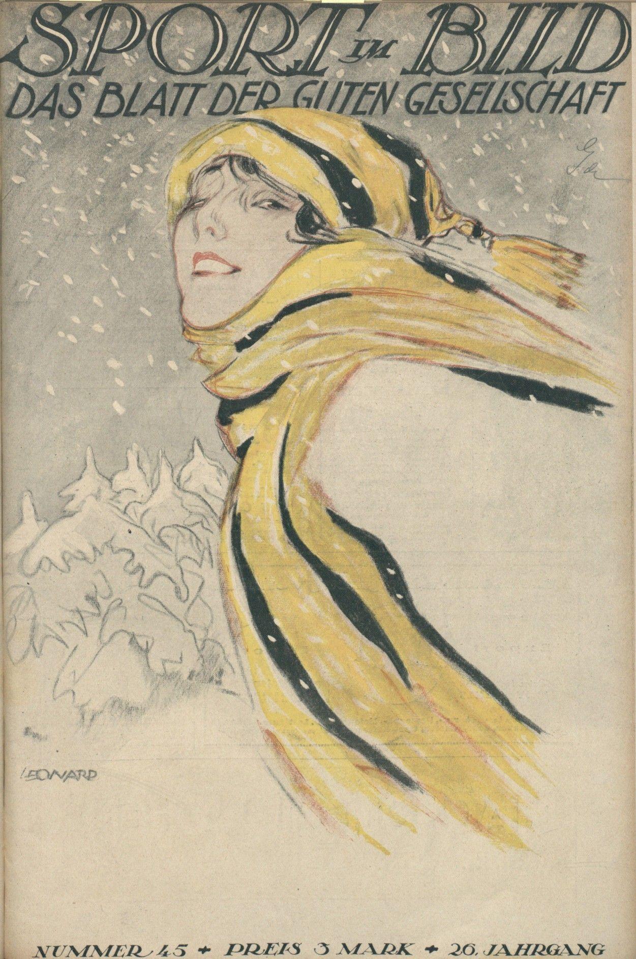 Leonard, 1920