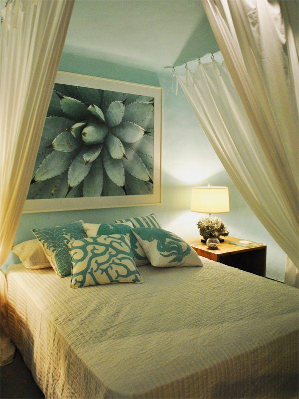 Dormitorio principal en casa cor punta del este 2012 - Decoracion de dormitorio principal ...