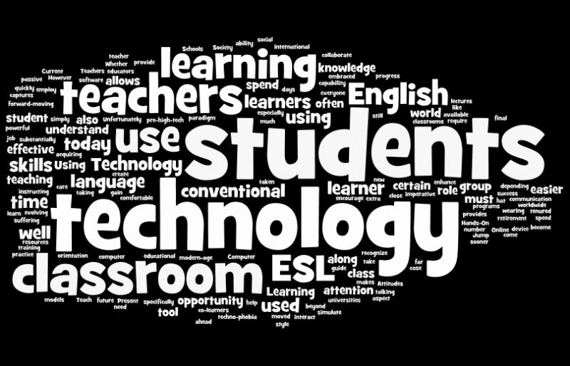Technology in ESL classroom