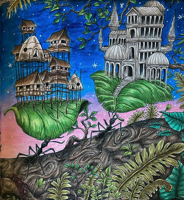 Worldswithinworlds Hashtag On Instagram Photos And Videos In 2020 Coloring Book Art Art Coloring Books