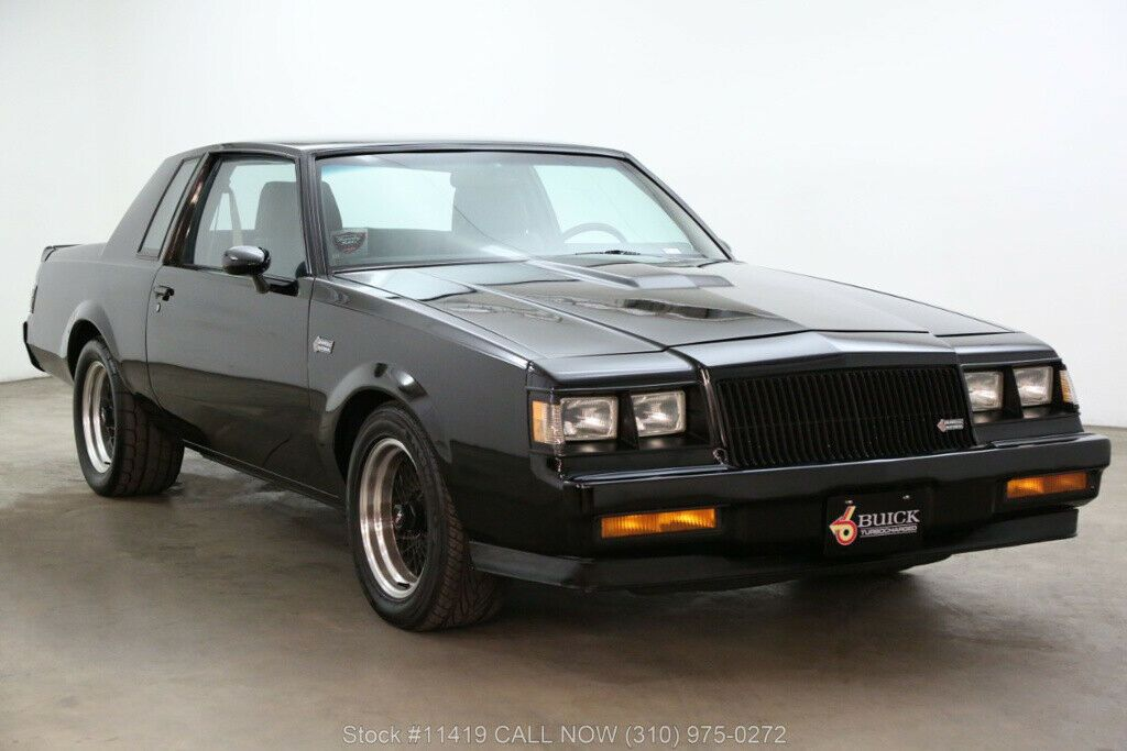 Buick Grand National 1984 For Sale In 2020 Buick Grand National Buick Grand National Gnx Grand National