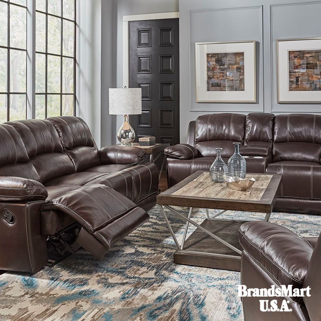 Find Maximum Comfort With A Power Reclining Sofa Sorrento