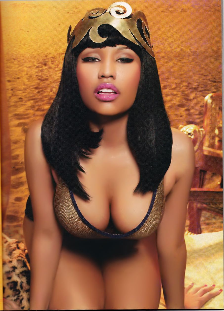 Nicki minaj sexy 7 pics gif videos naked (34 photo), Ass Celebrity image
