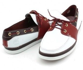 dff94f208351 Love These Red White   Blue Timberland Boat Shoes For Men!