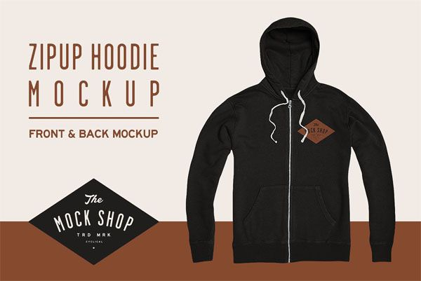 100 + Free Photo Realistic Hoodie Mockup Designs (Latest ...
