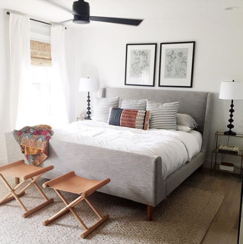 Top 15 Bedrooms On Instagram