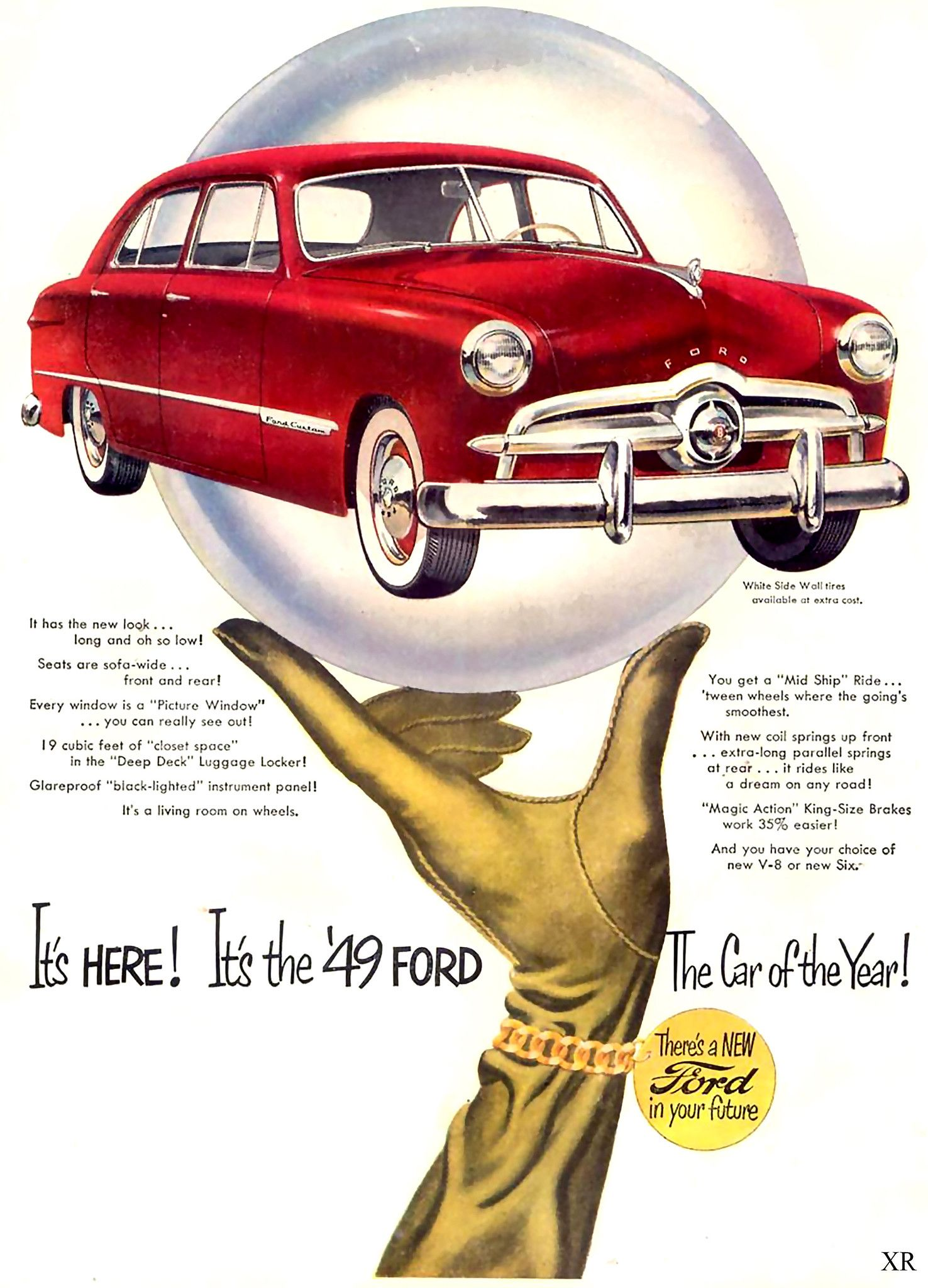 1948 You Ll Need A Bigger Car Ford Classic Cars Ford Car
