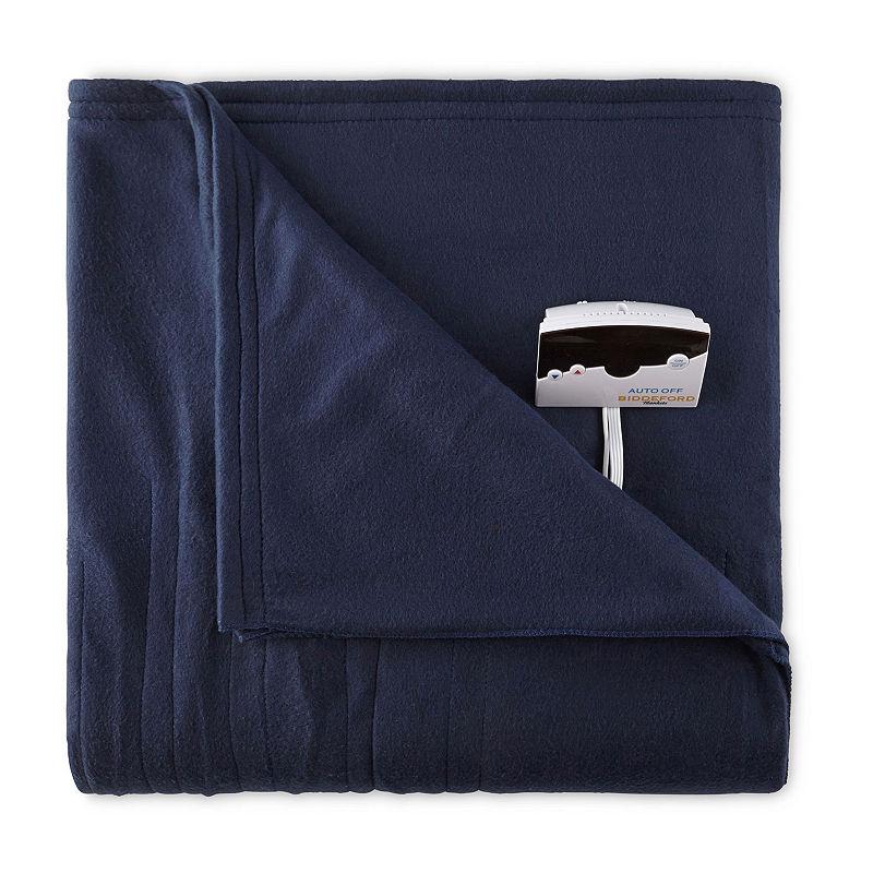 Biddeford Comfort Knit Heated Blanket Heated Blanket Biddeford