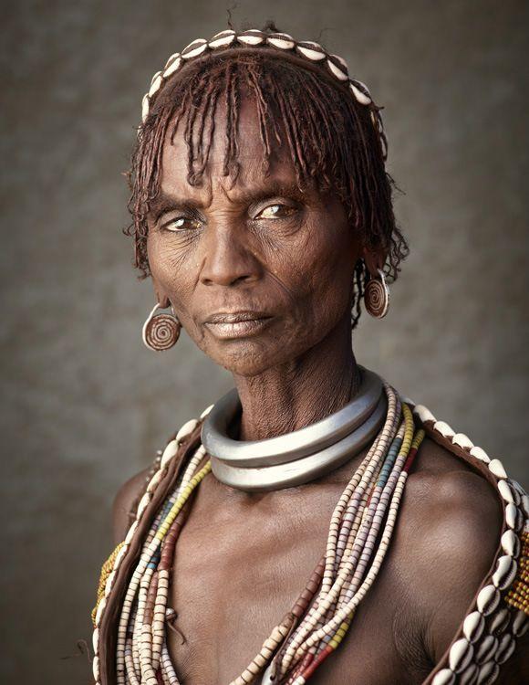 Kaja - Hamar tribe, Omo Valley, Ethiopia by Ken Hermann