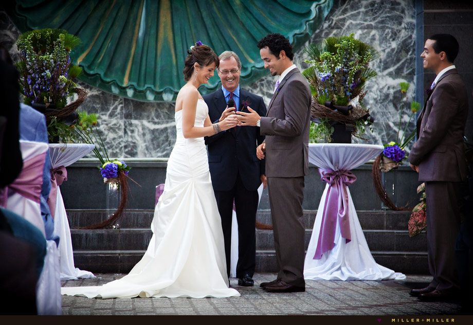 Order Of Wedding Ceremony Events Outline That Goes Through