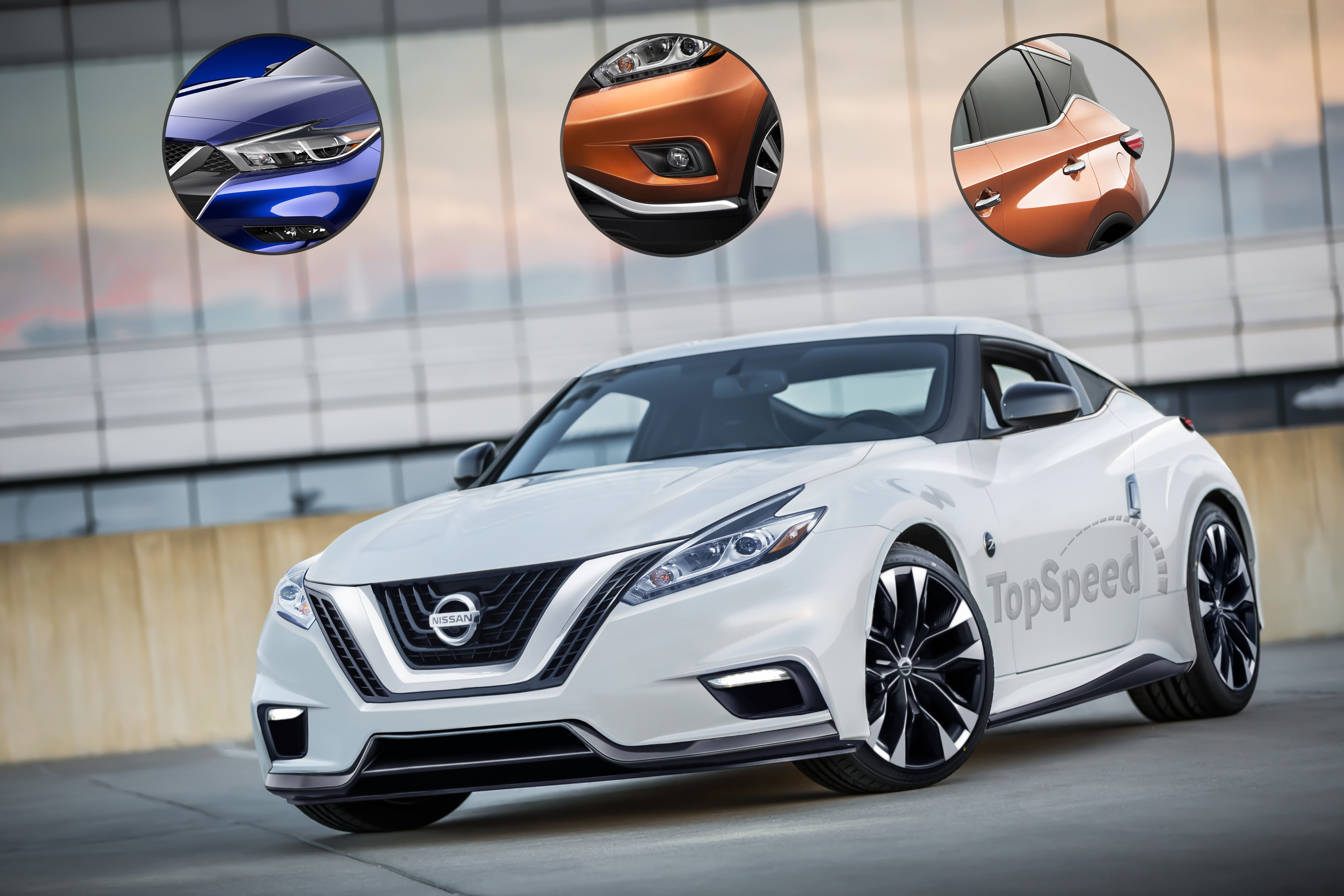 the retro-styled nissan 400z arrives in 2021 but you might