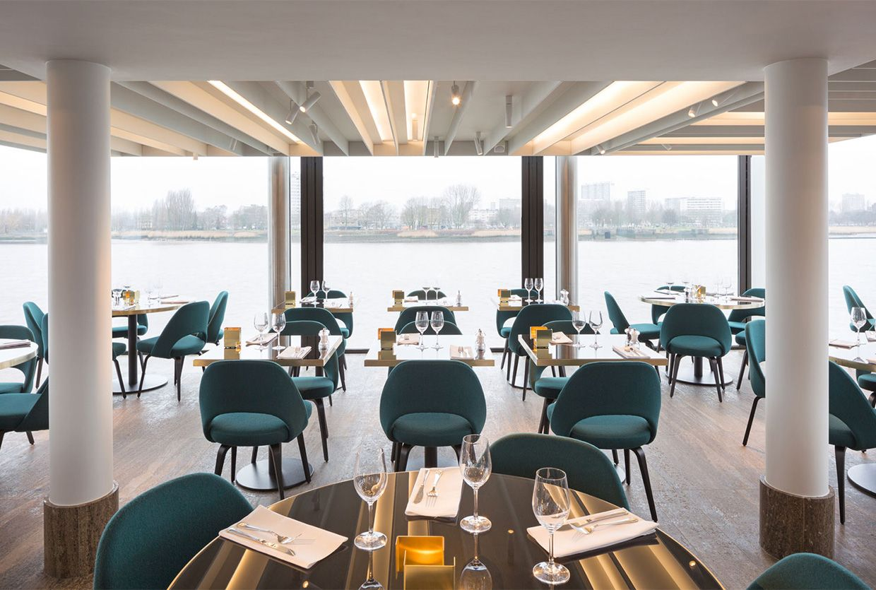 Antwerp Welcomes RAS (Restaurant Aan de Stroom – the Restaurant by the River) | Yellowtrace