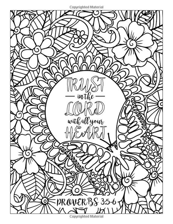 adult coloring pages christian - photo#20