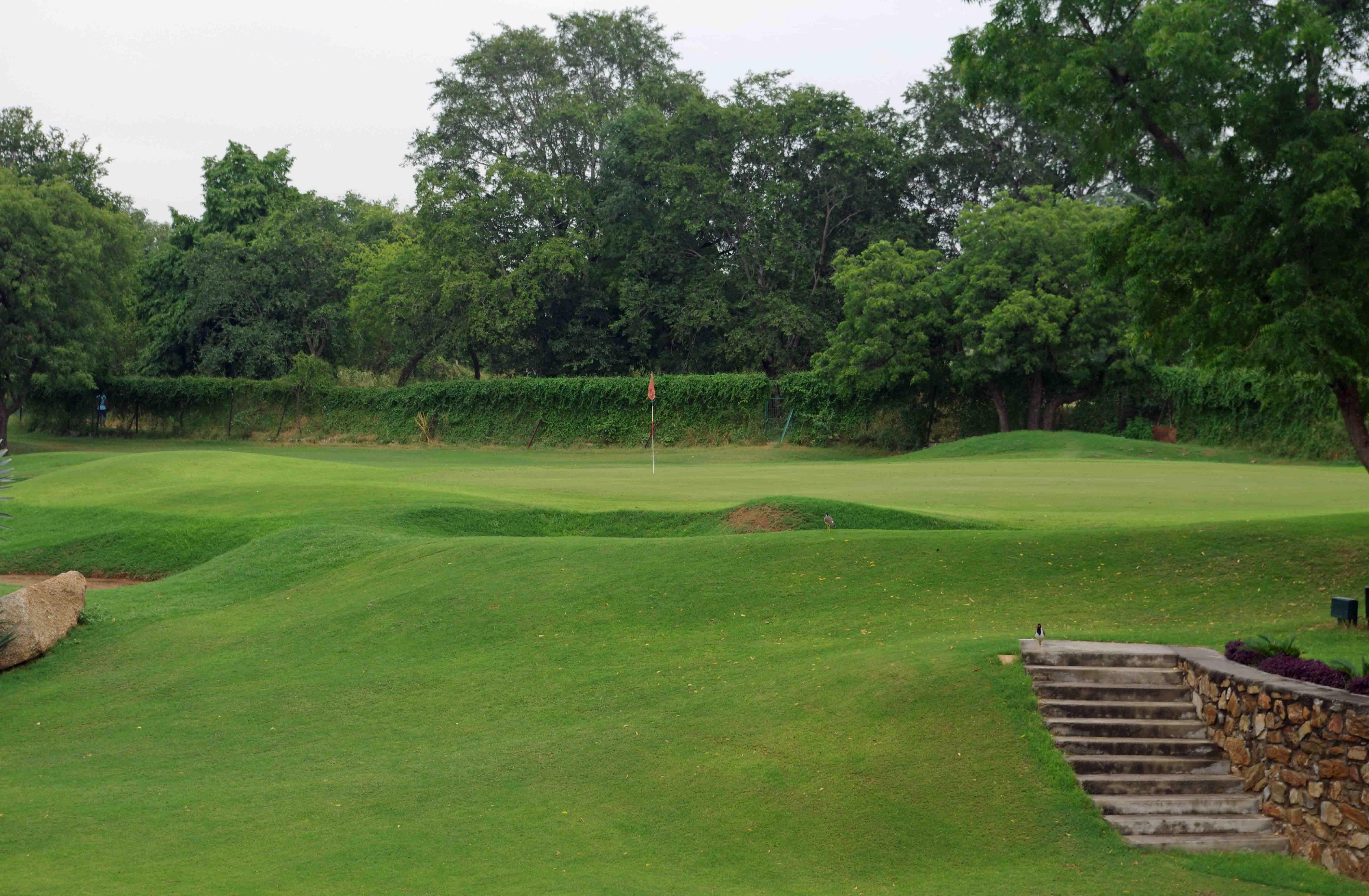 Rambagh Golf Club In Jaipur India Golf Jaipur India Golf Courses