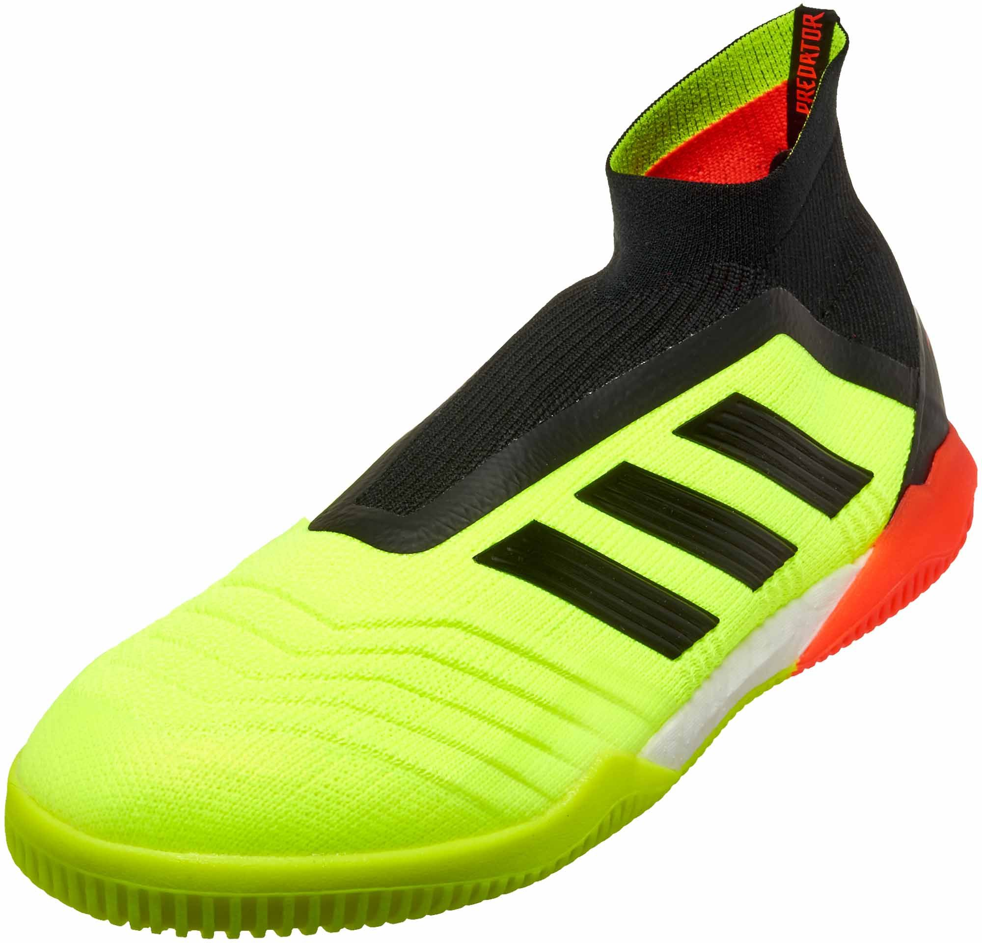 03d0a80d adidas Predator Tango 18 IN – Solar Yellow/Black/Solar Red | Soccer ...