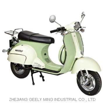 Fake Vespa Electric Scooter