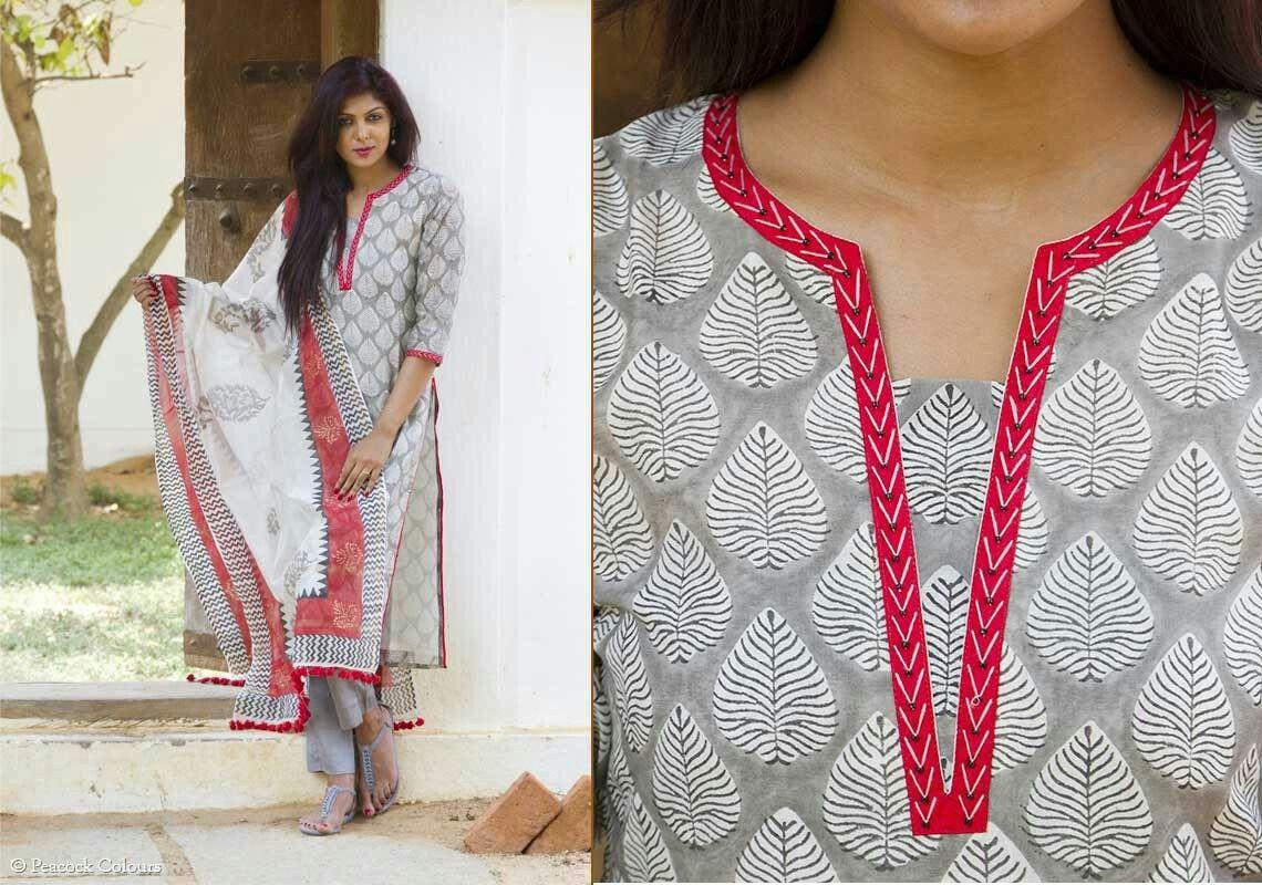 Pin de Babita Ahuja en Patterns | Pinterest | Blusas, Túnicas y Costura
